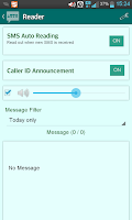 Screenshot of Auto SMS Lite(Autoresponder)