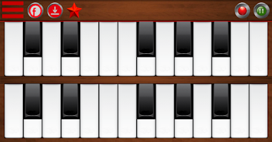 Screenshot of Real Organ Piano