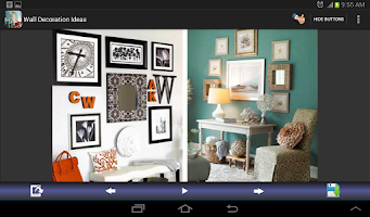Screenshot of Wall Decoration Ideas