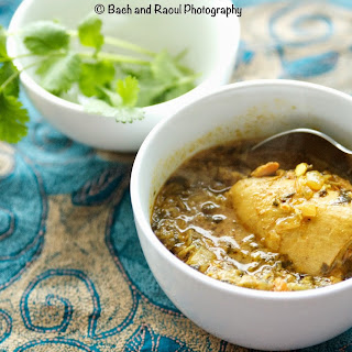Methi Chicken Curry