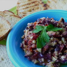 Simple Olive Tapenade