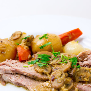 Pot Roast With Mushrooms And Onions Recipes