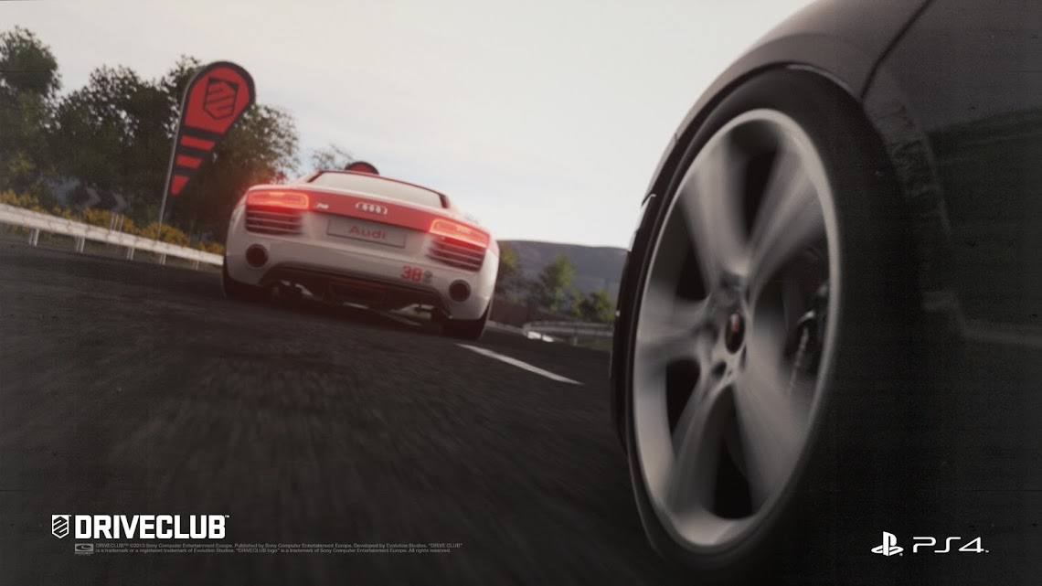 June release a possibility for Driveclub