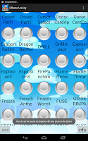 Screenshot of Worms Soundboard