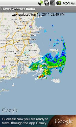 FlightDeck: Weather Radar