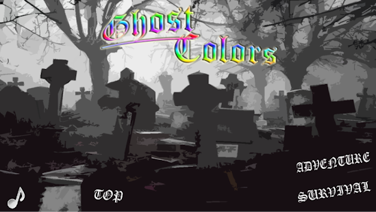 Ghost Colors - screenshot