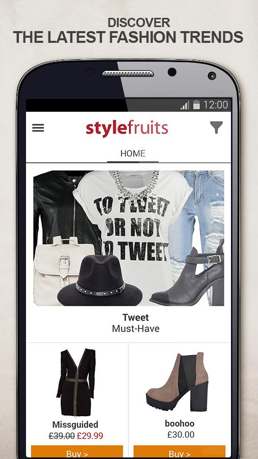 stylefruits: Fashion & Outfits Screenshot 0