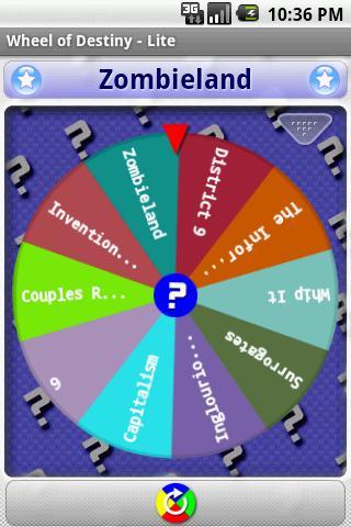 Wheel of Destiny LITE
