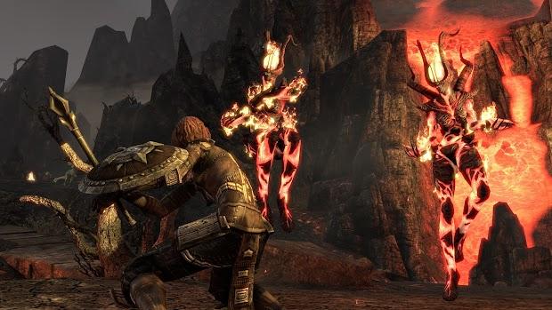 ZeniMax reveals an all-star voice cast for The Elder Scrolls Online