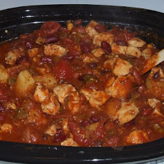 Hawaiian Chicken Chili