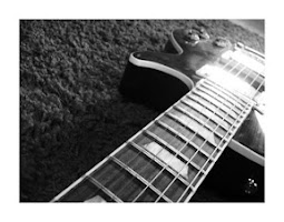 Screenshot of real electric guitar