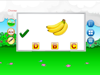 Learn ABC - screenshot