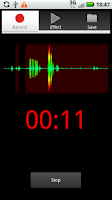 Screenshot of Voice Processor