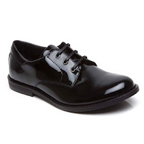 Dolce & Gabbana Patent Lace Shoes LACE UP
