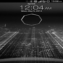 Sense 3.6 Skin Black & Gray icon