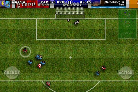 【免費體育競技App】easySoccer Copa America-APP點子