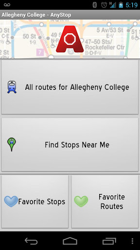 Case Western Transit: AnyStop