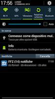 Screenshot of FreeForumZone Mobile
