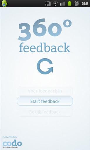 CODO 360 graden feedback