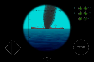 Screenshot of U-48 Submarine Commander Free