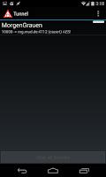 Screenshot of TLS/SSL Tunnel