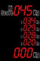 Screenshot of PunchMeter