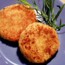 Potato (and Cauliflower) Cakes