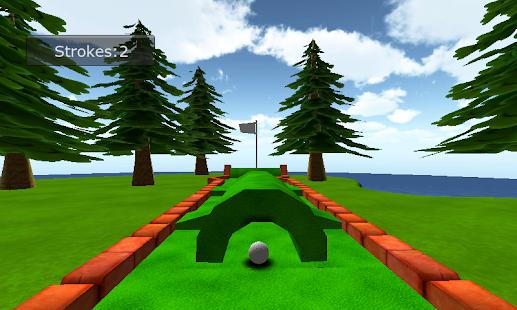 Game Cartoon Mini Golf Games 3D apk for kindle fire