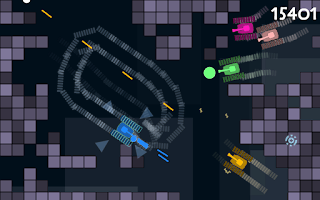 Screenshot of Super Tank Arena Battles
