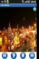 Screenshot of Lord Shiva and Temples