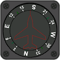 Aircraft Compass icon