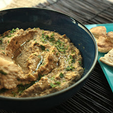 Baba Ghanoush Recipe