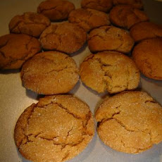 They'll Think You Bought'em from the Store Gingersnaps