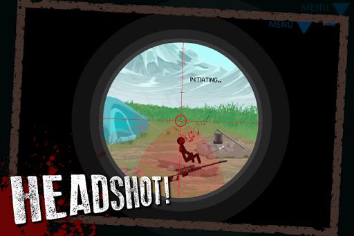 Clear Vision 3 -Sniper Shooter - screenshot
