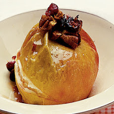 Cranberry Pecan Baked Apples