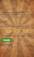 Screenshot of 7 Kelime