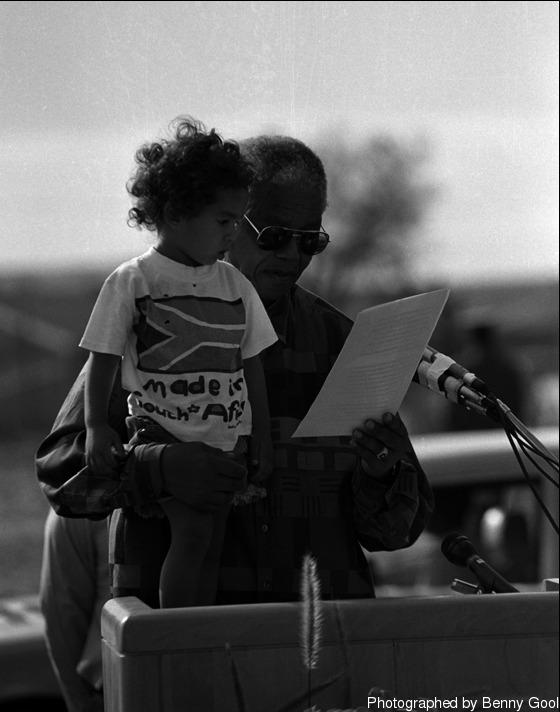 """""""No gritéis Mandela, mejor gritad compasión."""""""