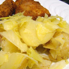 Cabbage With Potatoes