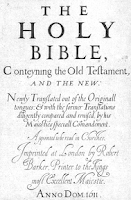 Screenshot of King James Bible FREE