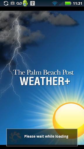 Palm Beach Post Weather+