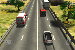 Screenshot of Traffic Racer