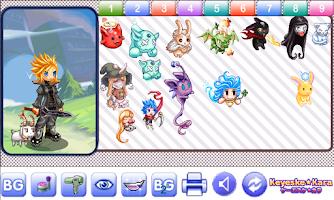 Screenshot of Magivolve Avatar Creator Lite