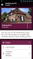 Screenshot of Twente App