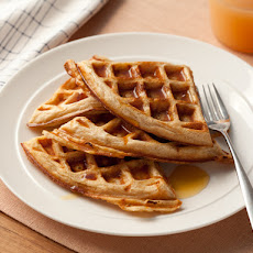 Whole-Grain Waffles