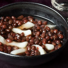 Adzuki Bean Porridge (Zensai) Recipe