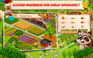 Screenshot of Beautiful Farm: Happy Times
