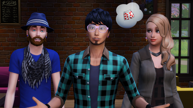 E3 2014: The Sims 4 allows players to give Sims their own traits