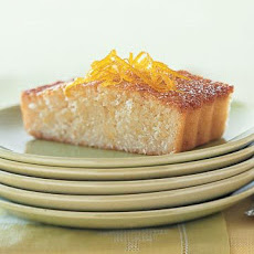 Almond-Orange Financier