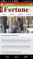 Screenshot of Ethiopia Newspaper & Video