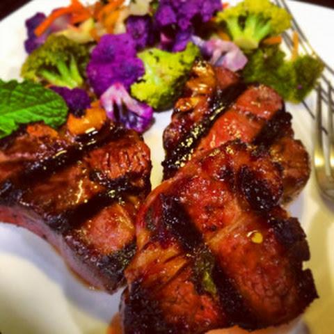 Honey Marinated Lamb Chops Recipes | Yummly